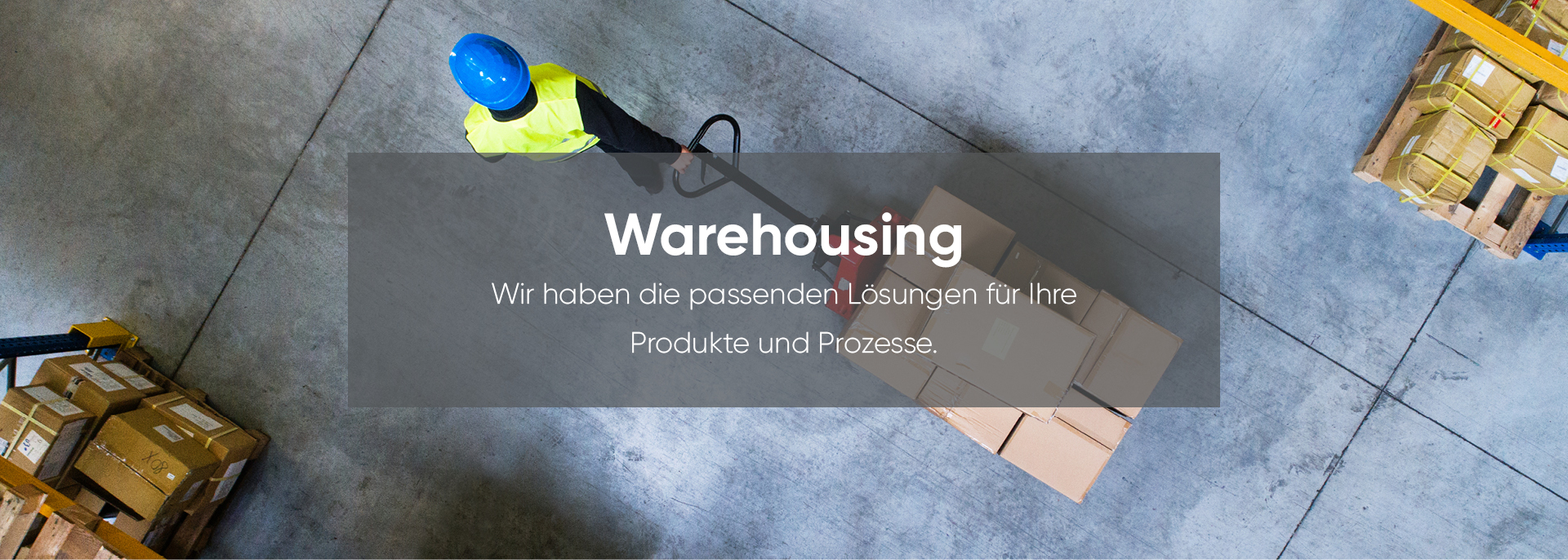 Warehousing by Deventer