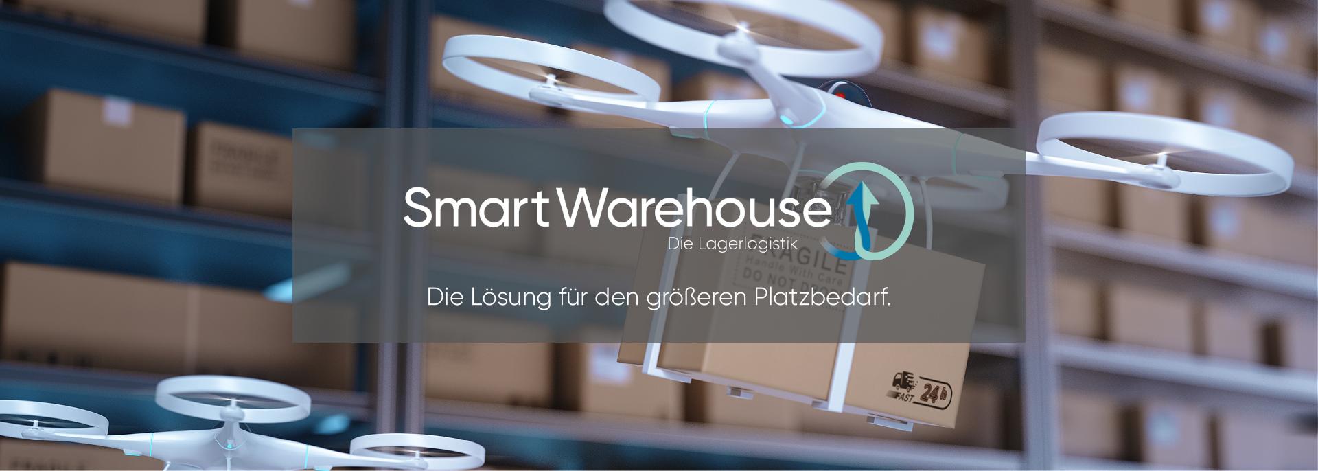 SmartWarehouse - eine Marke von Deventer